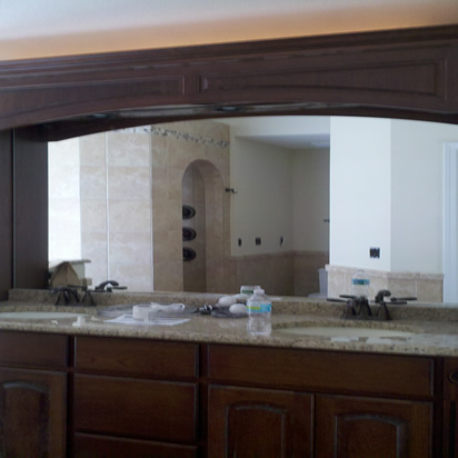 Townsend construction of pensacola home remodeling for for Bath remodel pensacola fl